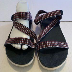 FitFlop Z-Strap Adjustable Straps Walking Sandals